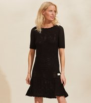 Odd Molly - Caring Kleid - ALMOST BLACK