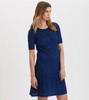 Odd Molly - Caring Dress - STORMY BLUE