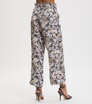 Odd Molly - Pretty Printed Pants - ASPHALT
