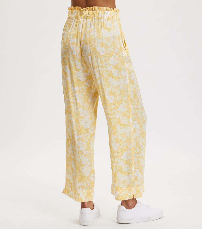 Pretty Printed Pants