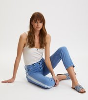 Odd Molly  - Chords Pants - SPRING BLUE