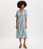 Odd Molly - Adore Dress - VINTAGE TURQUOISE