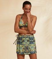 Odd Molly - Artsy Swim Skirt - WILD GREEN