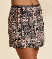 Odd Molly - Artsy Swim Skirt - ALMOST BLACK