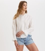 All Is Love Embroidered Blouse