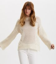 Odd Molly - Comfort Oversized Sweater - OFFWHITE