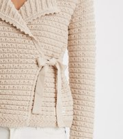 Odd Molly - Wrap Up & Go Cardigan - PORCELAIN