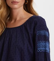 Odd Molly  - Popular Blouse - NIGHT SKY BLUE