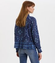 Odd Molly - Ravishing Blouse - NIGHT SKY BLUE