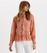 Odd Molly  - Ravishing Blouse - SUNSET PEACH
