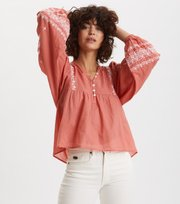 Odd Molly - The Ideal Blouse - SPICY RED