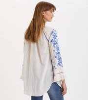Odd Molly - The Ideal Tunic - LIGHT CHALK
