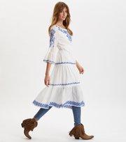 Odd Molly - The Ideal Kleid - LIGHT CHALK