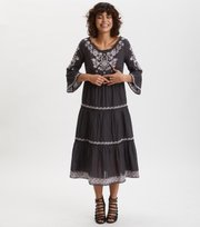 Odd Molly - The Ideal Kleid - ASPHALT