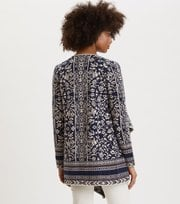 Odd Molly - Expressive Long Cardigan - NIGHT SKY BLUE