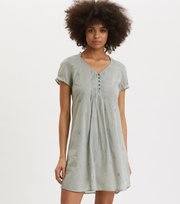 Odd Molly - On Point Dress - WASHED CARGO
