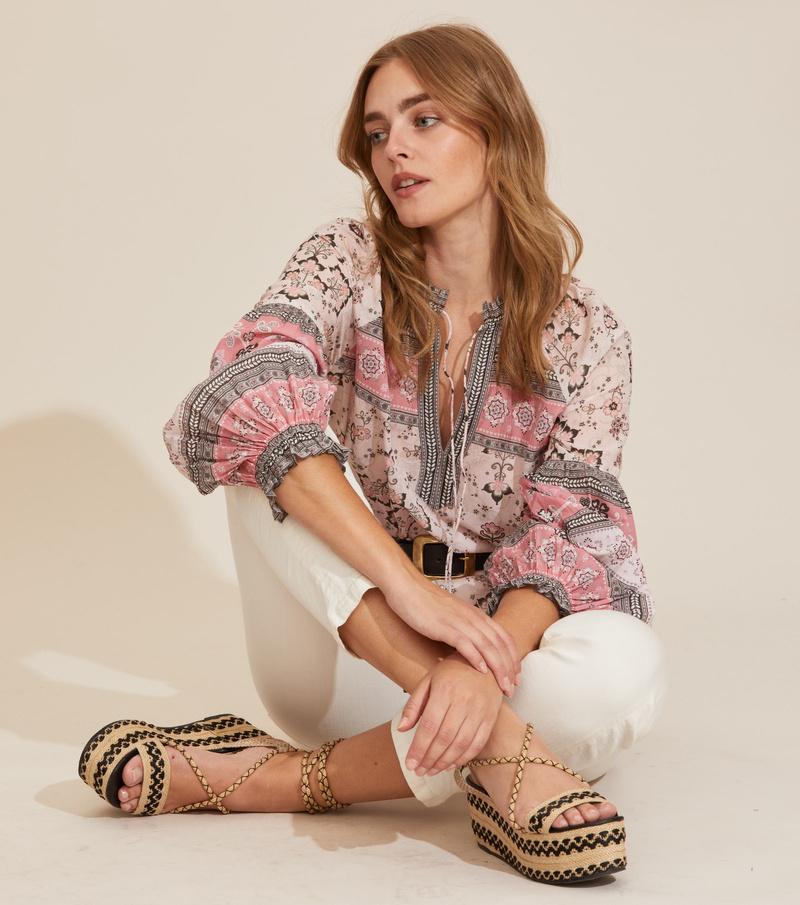 Bohemic blouse