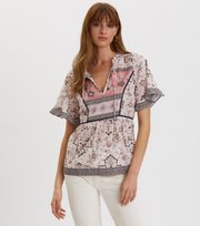 Bohemic S/l Blouse