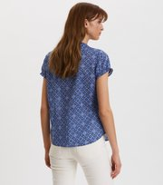 Odd Molly - Perfect Print Blouse - VIVID BLUE