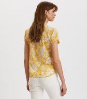 Odd Molly - Perfect Print Blouse - VINTAGE YELLOW