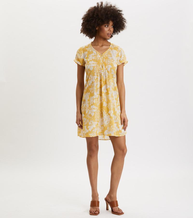 Perfect Print Short Dress