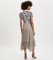 Odd Molly - Pretty Printed Dress - ASPHALT