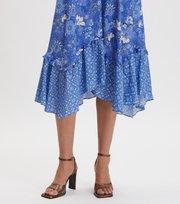 Odd Molly - Pretty Printed Dress - VIVID BLUE
