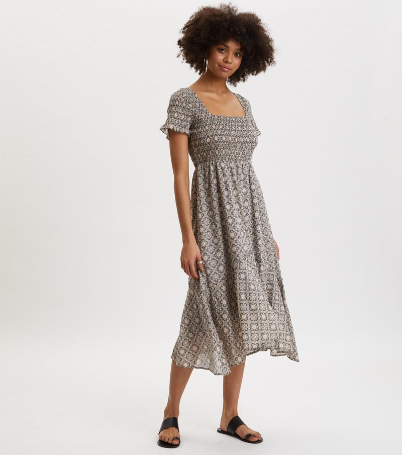 Perfect Print Dress