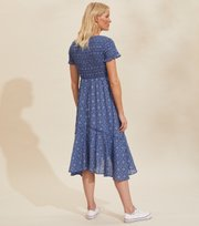 Odd Molly - Perfect Print Dress - VIVID BLUE
