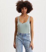Odd Molly  - Exquisite Tank - WASHED CARGO