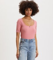 Odd Molly - Exquisite Top - DUSTED PINK