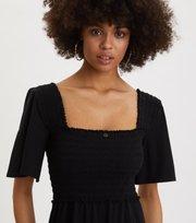 Odd Molly - Peppy Dress - ALMOST BLACK