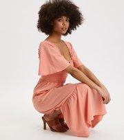 Odd Molly - Peppy Dress - PERFECT PAPAYA