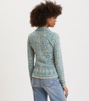 Odd Molly - Canna Cardigan - MOROCCAN TURQUOISE