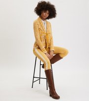 Odd Molly - Canna Cardigan - VINTAGE YELLOW