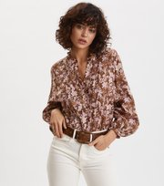 Odd Molly - Memorable Blouse - BROWN HARMONY