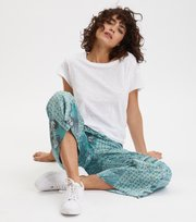 Odd Molly - Radiant Pants - SUNSET TURQUOISE