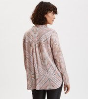 Odd Molly - Radiant Blouse - DRIED LAVENDEL