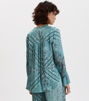 Odd Molly - Radiant Blouse - SUNSET TURQUOISE