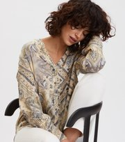 Odd Molly - Radiant Blouse - DUNE BEIGE
