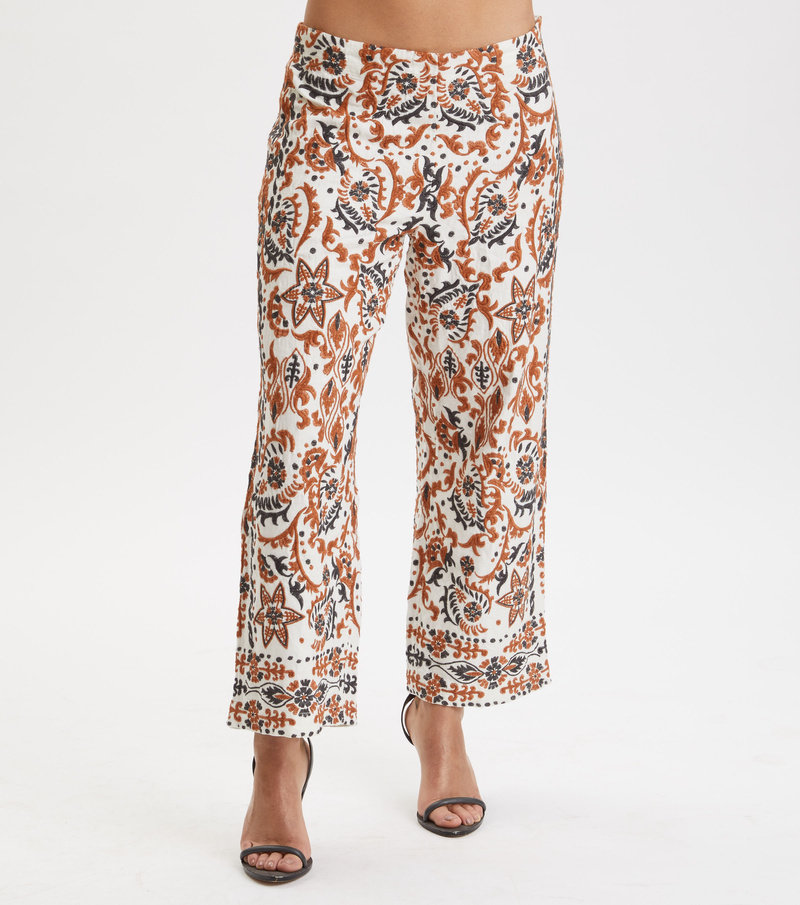 Hearty Cropped Trousers