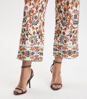 Odd Molly - Hearty Cropped Trousers - VANILLA
