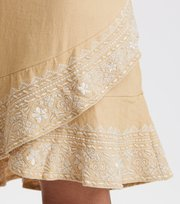 Odd Molly - Dynamic Skirt - DUNE BEIGE