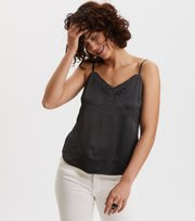 Odd Molly - Superiour Strap Top - DEEP ASPHALT