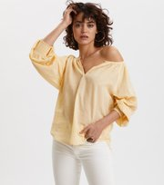 Odd Molly - Independent Blouse - LEMON ICE
