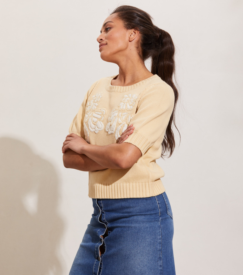 Amiable Puff Sleeve T-shirt