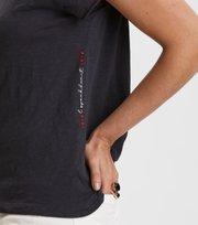 Odd Molly - Dooer T-shirt - DEEP ASPHALT