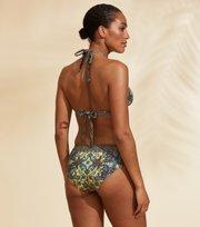 Odd Molly - Artsy Waistband Bikini Bottom - WILD GREEN