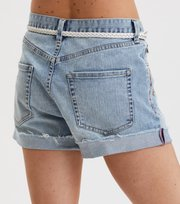 Odd Molly - Shuffle Shorts - LIGHT BLUE