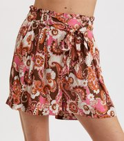 Odd Molly - Mesmerizing Shorts - BROWN HARMONY